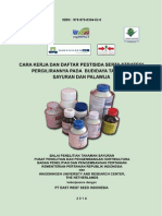 BE-01 (Cara Kerja Dan Daftar Pestisida Serta Strategi Pergilirannya Pada Budidaya Tanaman Sayuran