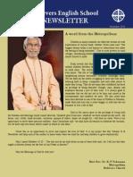 BES Newsletter 2014