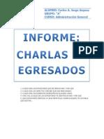 INFORME EGRESADOS