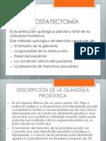 Expo Prostatectomia Ok
