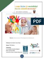 El Cáncer Como Factor de Mortalidad en La Población Infantil Mexicana