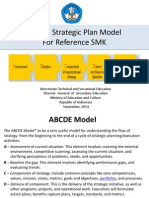 ABCDE Strategic Plan Model