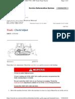 J8B Track - Check Adjust