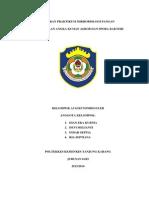 Laporan Praktikum Mikrobiologi Pangan III