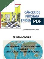 Cancer PROSTATA Epidemiologia