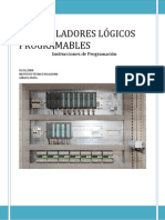 Material PLC - Instrucciones de Programación v 2.0