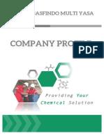 Company Profile PT Sasfindo Multi Yasa OK