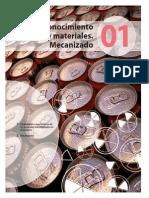 Conocimiento de Materiales, Mecanizado