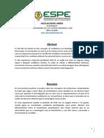 Oscilaciones Libres Informe