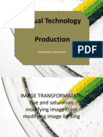 Manipulating Digital Image