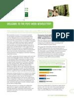 PEFC Week Newsletter 2014