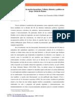 TORTORELLA, Cultura en Argentina s XX