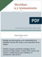 8.HERIDAS CLASIFICACIÓN Y TRATAMIENTO