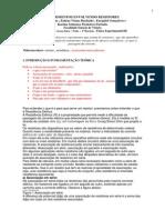 Modelo de Relatório Fisica Exp. Estácio