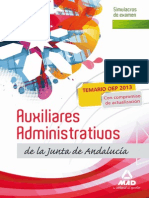Libro Simulacros de Examen.