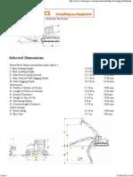 Daewoo S175LCV Narrow Track Hydraulic Excavator