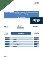 Qecb Glc Cobit 5 Isaca s New Framework 201303