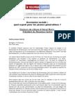 Discours Cloture Hm 2009.10.14