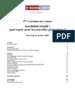 Re Transcription Carrefour Des Centres 141009