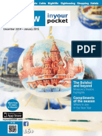 Moscow In Your Pocket Dec'14/Jan'15