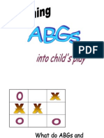 Turning ABGs Into Childs Play