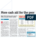 New lifelines for needy Singaporeans, 12 Feb 2009, My Paper (English)