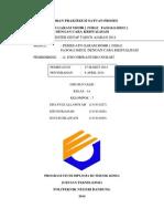Laporan Praktikum Pembuatan Garam Mohr
