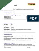 Jotafloor Screed Primer - English (Uk) - Issued.06.12.