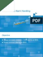 GERAN-B-EN-ZXG10 iBSC Alarm Handling