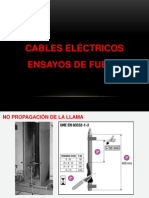 Ensayos de Cables - Normativa