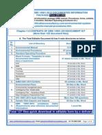 Revised Documentation on EMS 14001:2015