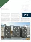 Student Dormitory in Paris