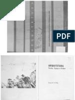 Arquitetura, Forma, Espaço e Ordem