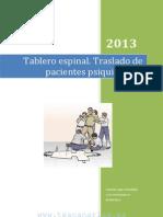 Uso Del Tablero Espinal Con Pacientes Psiquiatricos 1.1