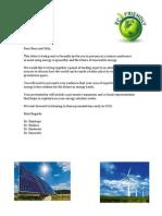 Energy Letter