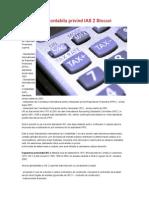Monografie Contabila Privind IAS 2 Stocuri