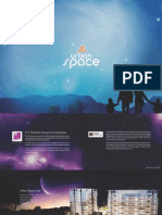 Urban Space Brochure
