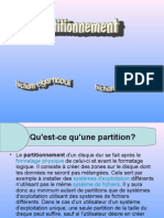 partitionnement