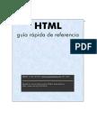 Mark GuiaRapidaHTML