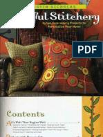 Colorful Stitchery - Kristin Nicholas_engleza