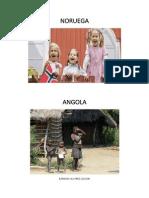 Angola y Noruega