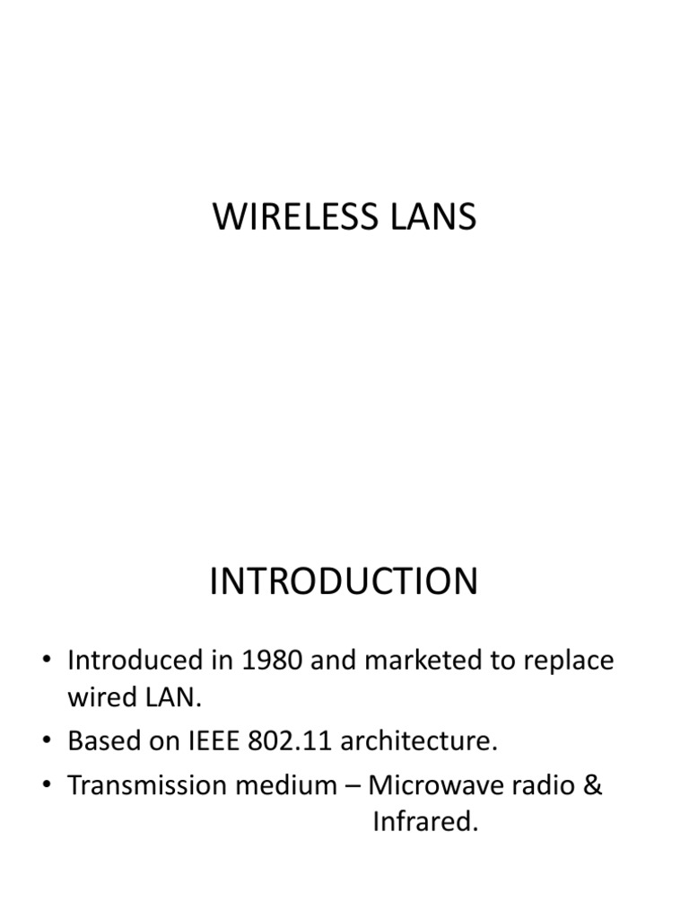 Wireless Lan Access Point Control Single Station Download This Document