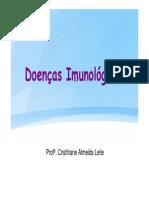 Doenças Da Imunidade 2013