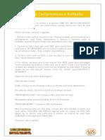 Carta de Compromisso e Reflexão