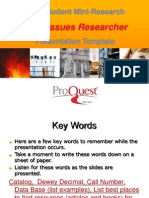 research ppt2