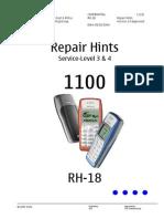 Nokia 1100 Repair