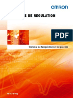 Solutions de Regulation