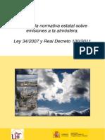 Guia de La Normativa Estatal Sobre Emisiones