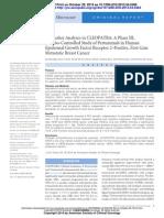CLEOPATRA Biomarker Analysis JCO 2014