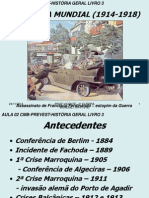 1guerramundial1914-1918-140201175215-phpapp02.ppt